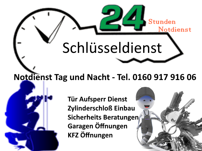 Schlüsseldienst Herzogenrath Alsdorf Würselen 50 Euro