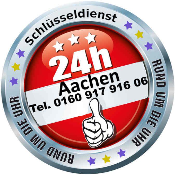Schlüsseldienst Aachen Brand - Stadt Aachen zum 50 Euro Festpreis - Tag und Nacht - Anfahrt Gratis