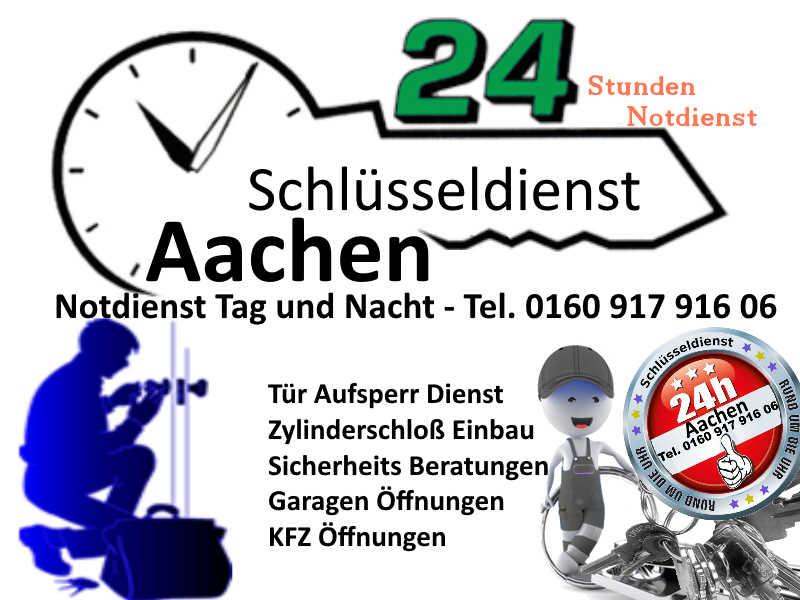 Schlüsseldienst Laurensberg Aachen