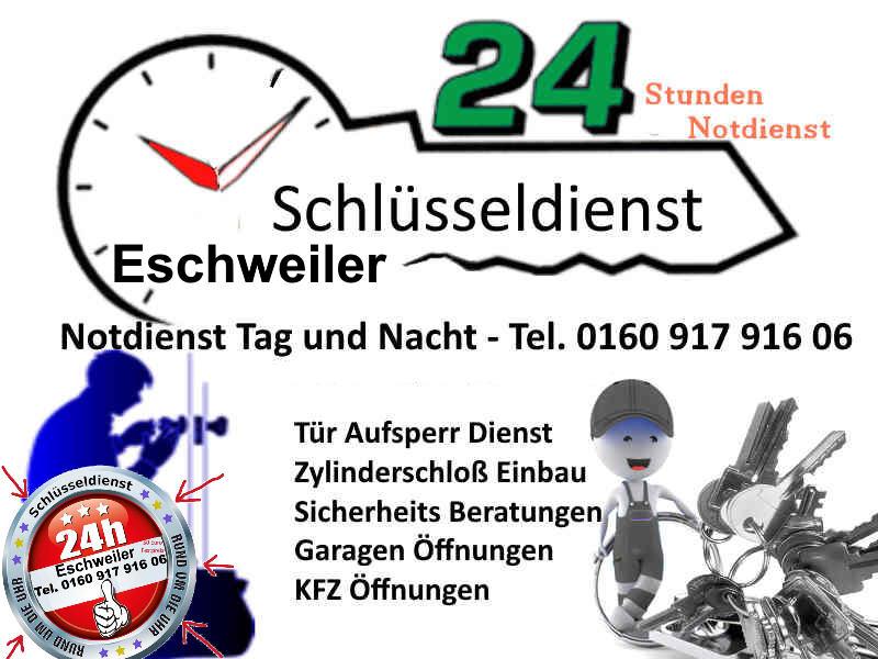 Schlüsseldienst Neu Lohn Eschweiler zum 50 Euro Festpreis