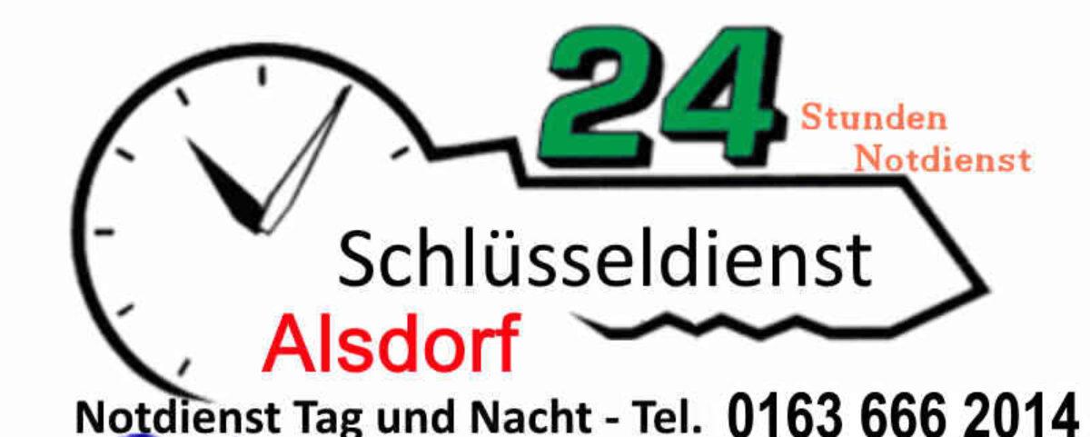 Schlüssseldienst Alsdorf mit 50 Euro Endpreis Tag & Nacht