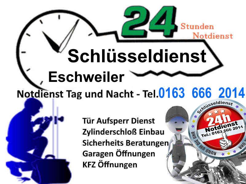 Schlüsseldienst Eschweiler – Karl – Tel 0163 666 2014